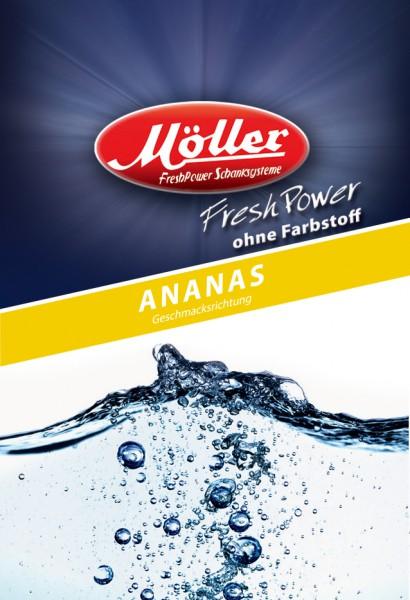 5 Liter ergeben 500 Liter Erfrischungsgetränk